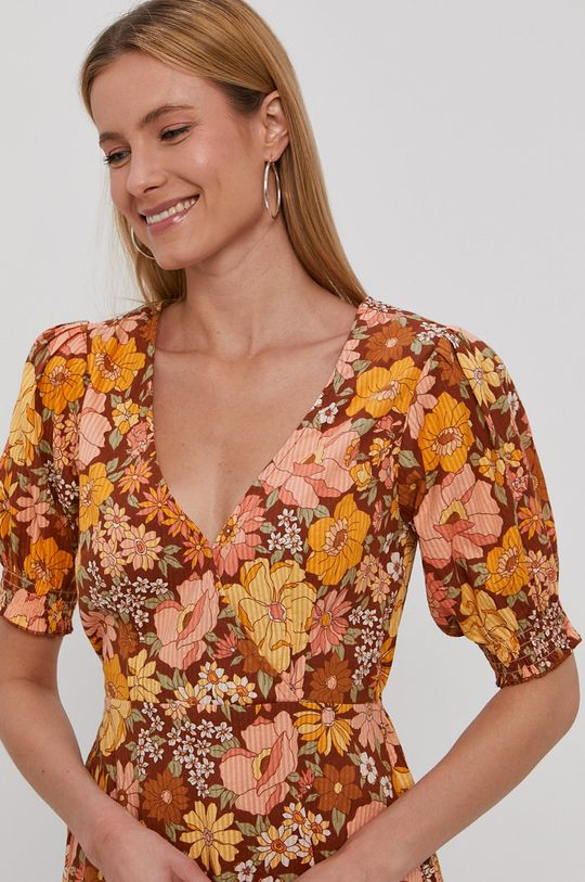 vícebarevná Billabong - Šaty x The Salty Blondie