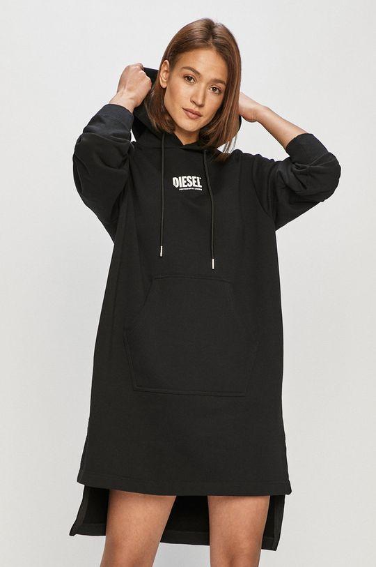 černá Diesel - Šaty