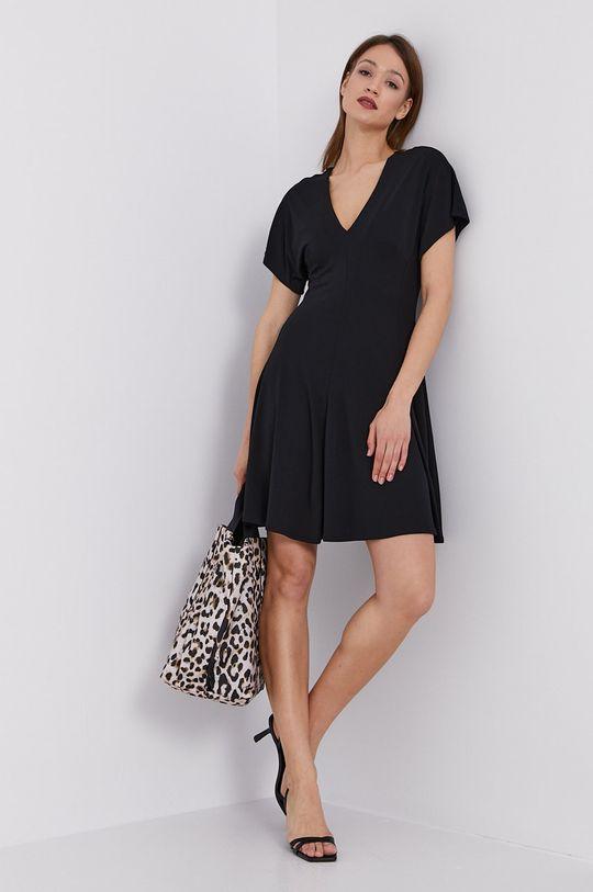 Trussardi - Šaty černá