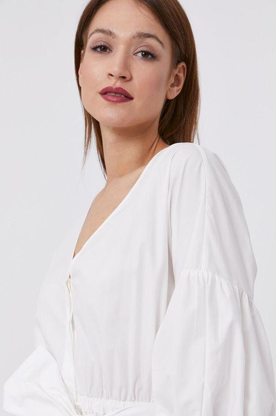 biela Trussardi - Šaty