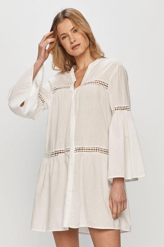 bílá Trussardi Jeans - Šaty Dámský