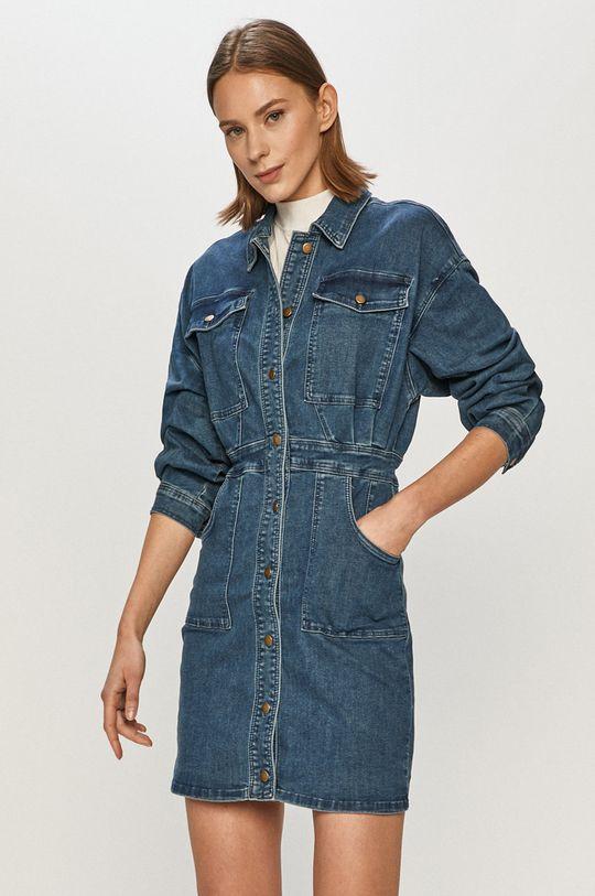 modrá Tally Weijl - Džínové šaty Dámský