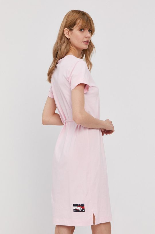 Tommy Hilfiger - Sukienka 100 % Bawełna