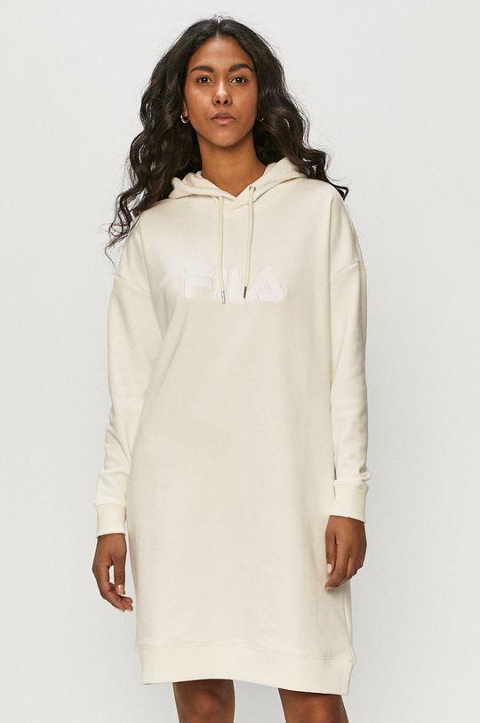 biały Fila - Sukienka Damski