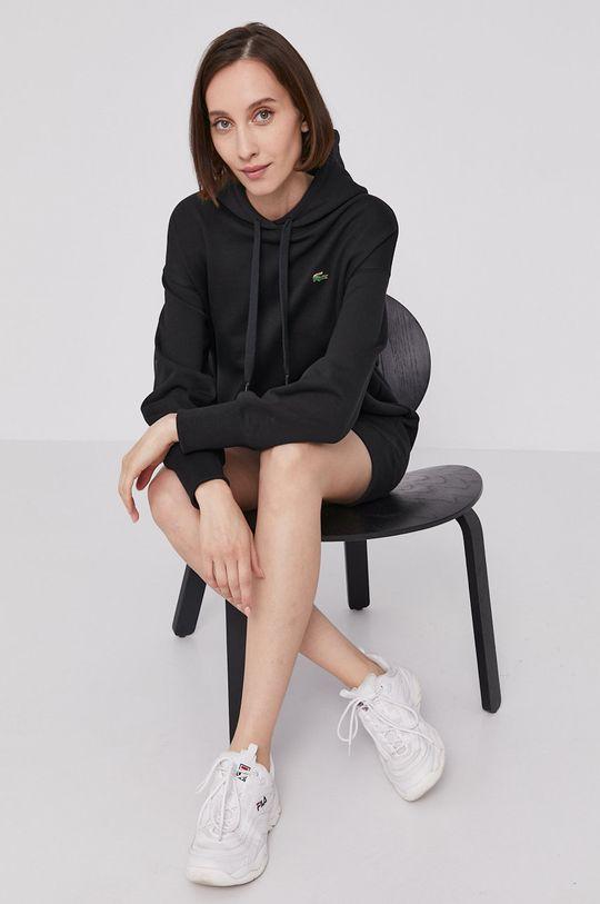 Lacoste - Šaty čierna