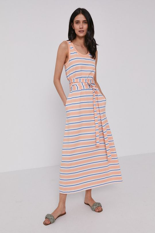 pomarańczowy Lacoste - Sukienka Damski