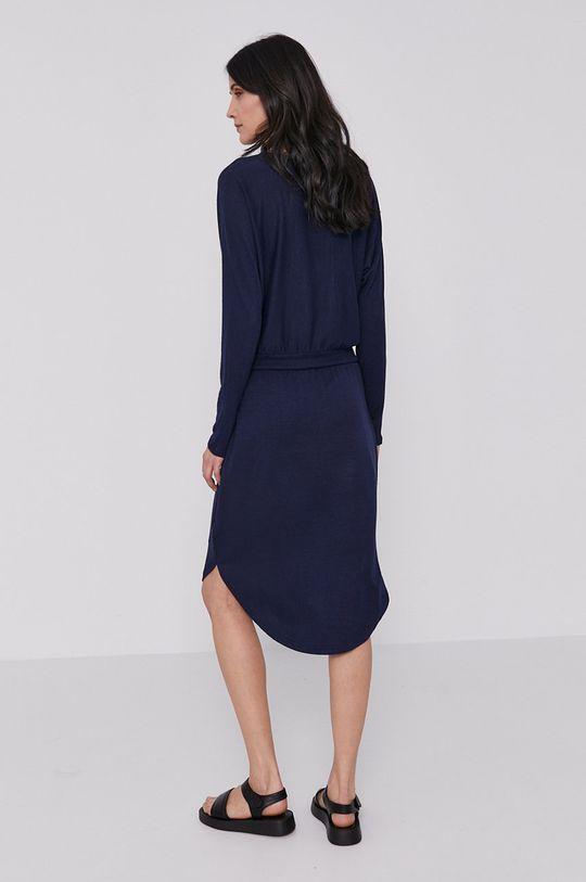 GAP - Sukienka 47 % Poliester, 47 % Rayon, 6 % Spandex