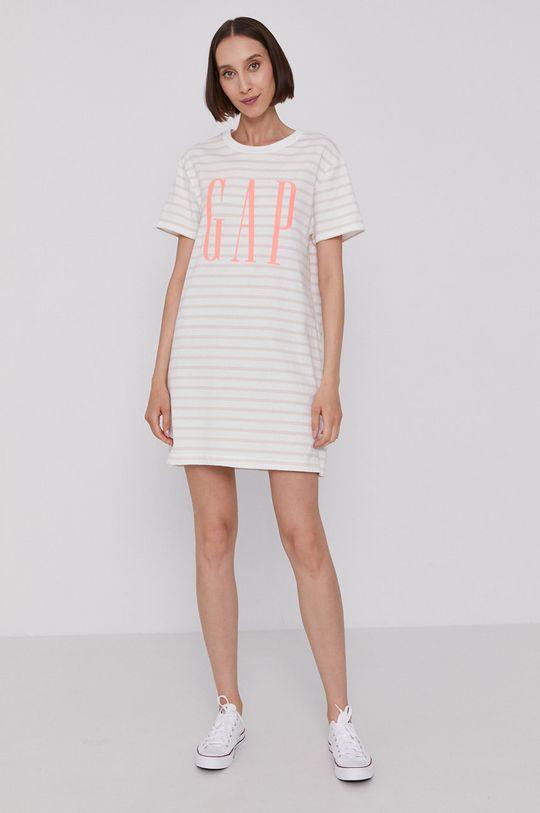 GAP - Sukienka kremowy