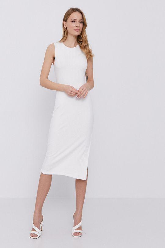 Bardot - Sukienka 2 % Elastan, 38 % Poliester, 60 % Wiskoza