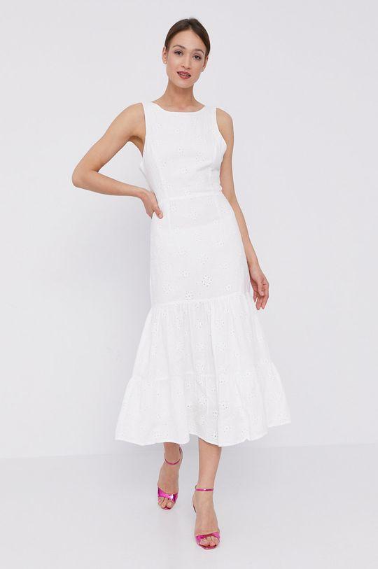 Bardot - Šaty biela