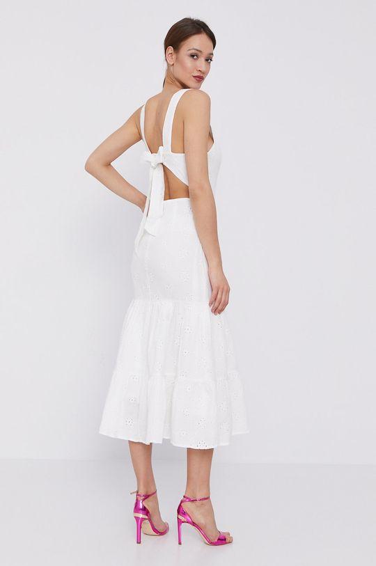 Bardot - Šaty  69% Bavlna, 9% Ľan, 22% Viskóza
