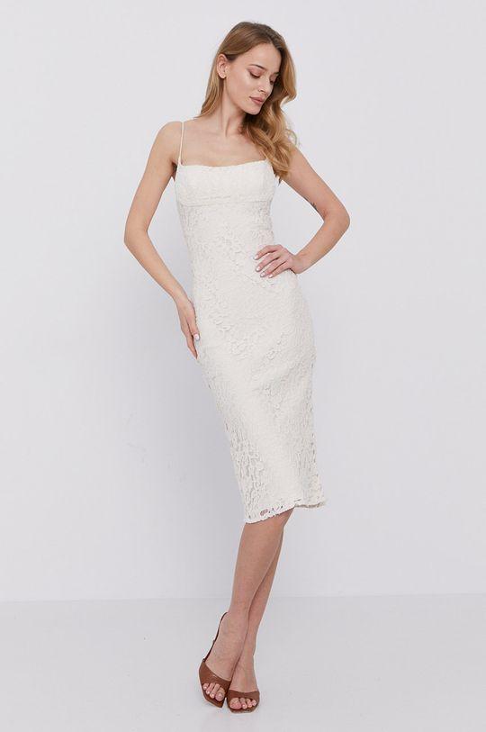 Bardot - Sukienka piaskowy