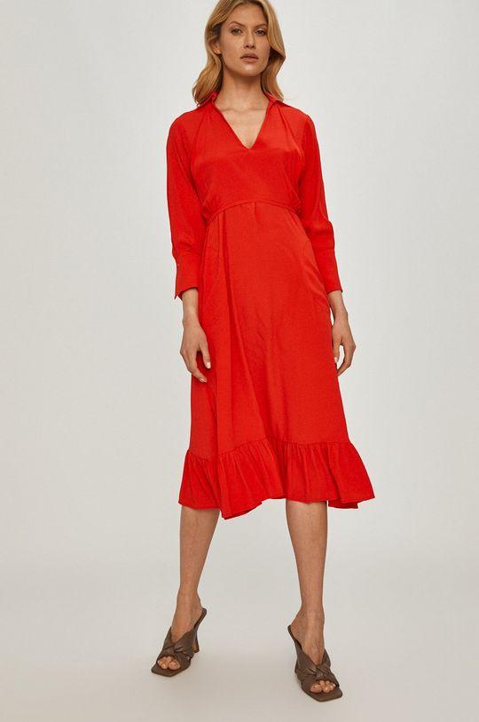 czerwony Beatrice B - Sukienka Damski