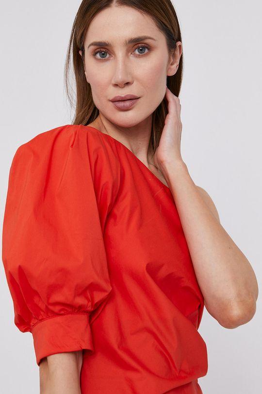 oranžová Liviana Conti - Šaty