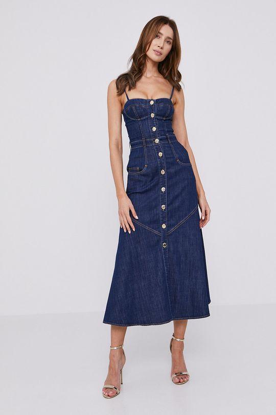 Pinko - Sukienka niebieski