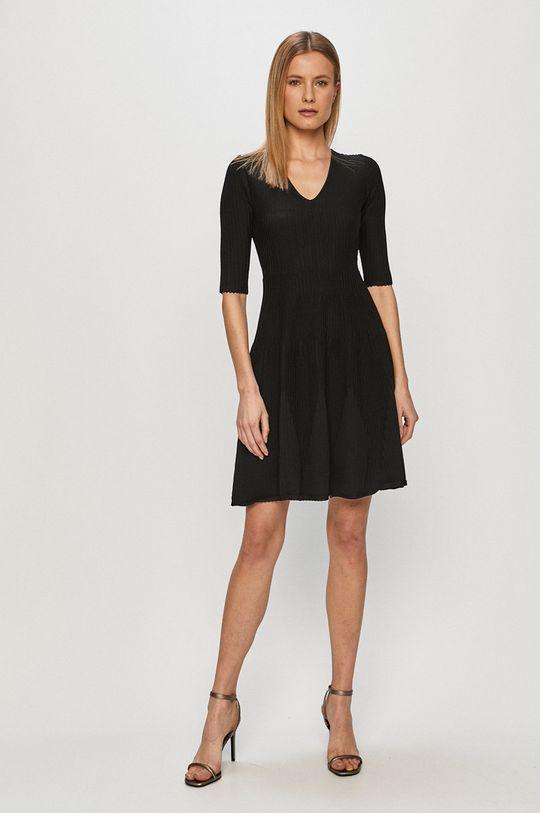 Pinko - Sukienka czarny