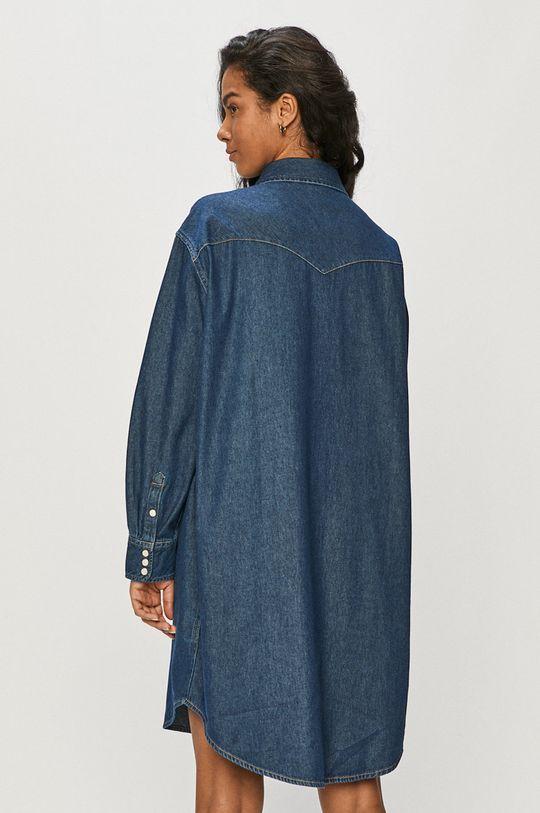 Wrangler - Šaty  85% Bavlna, 15% Iná látka