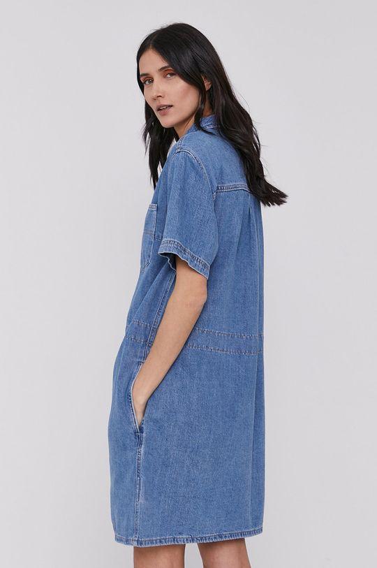 Wrangler - Rifľové šaty  70% Bavlna, 30% Konope
