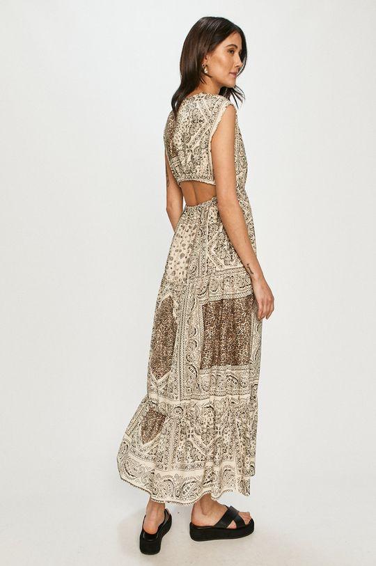 Pinko - Sukienka Podszewka: 100 % Bawełna, Materiał zasadniczy: 66 % Bawełna, 34 % Jedwab