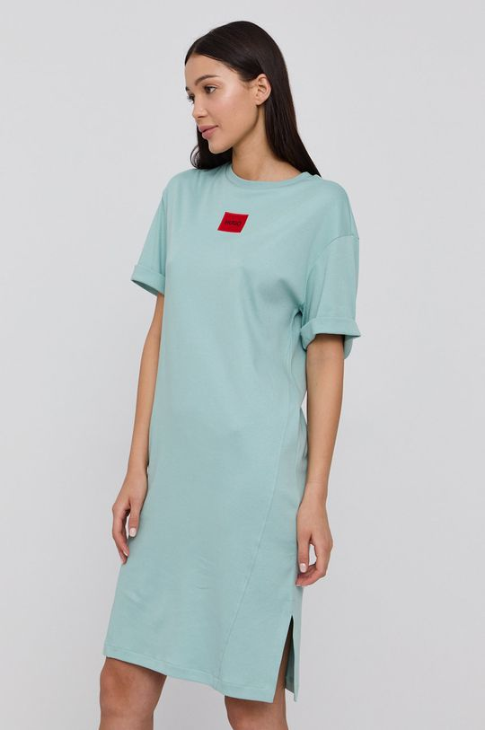 blady zielony Hugo - Sukienka Damski