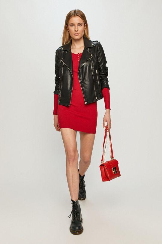 Tally Weijl - Sukienka czerwony