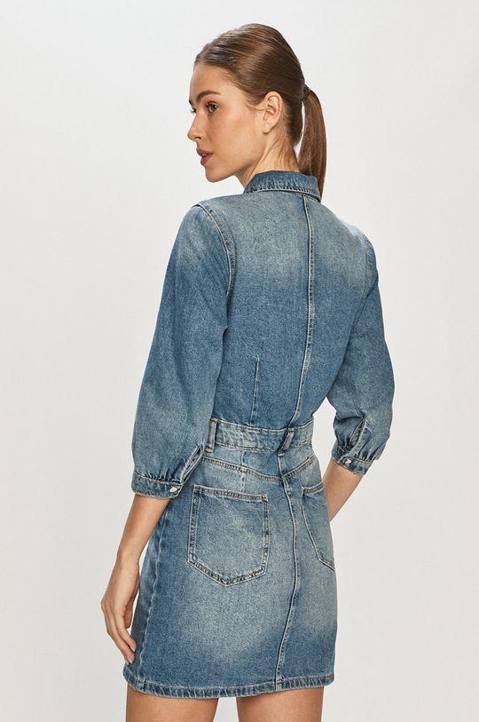 Tally Weijl - Sukienka jeansowa 100 % Bawełna