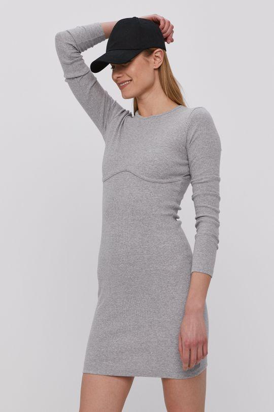 Tally Weijl - Sukienka jasny szary