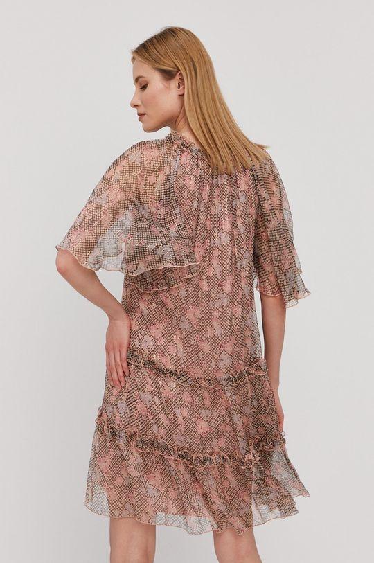 NISSA - Sukienka Podszewka: 100 % Wiskoza, Materiał zasadniczy: 95 % Jedwab, 5 % Lureks