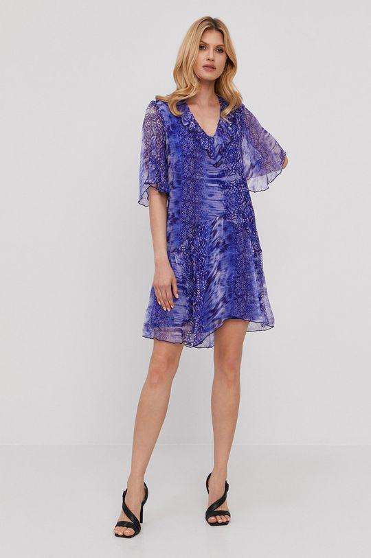 NISSA - Šaty fialová