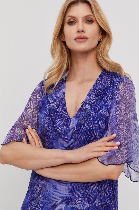 fialová NISSA - Šaty