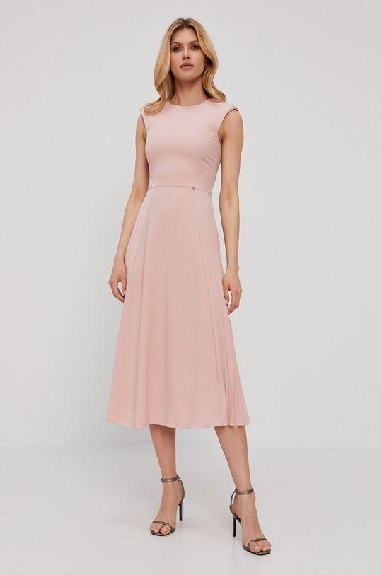 NISSA - Sukienka różowy