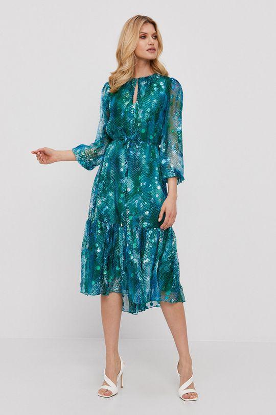 NISSA - Sukienka turkusowy