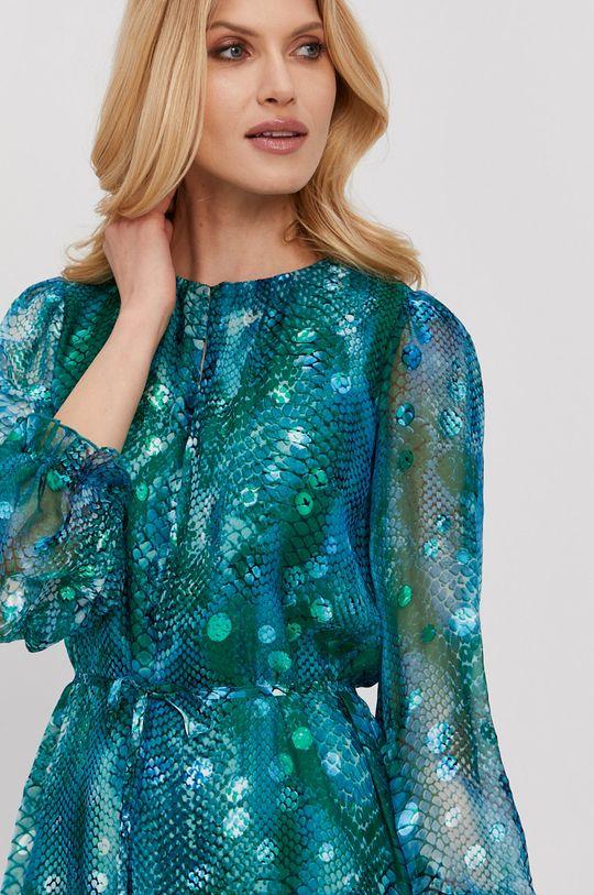 turkusowy NISSA - Sukienka