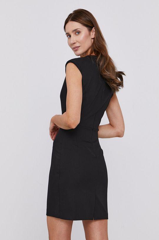Morgan - Sukienka Podszewka: 100 % Poliester, Materiał zasadniczy: 53 % Bawełna, 3 % Elastan, 44 % Poliester