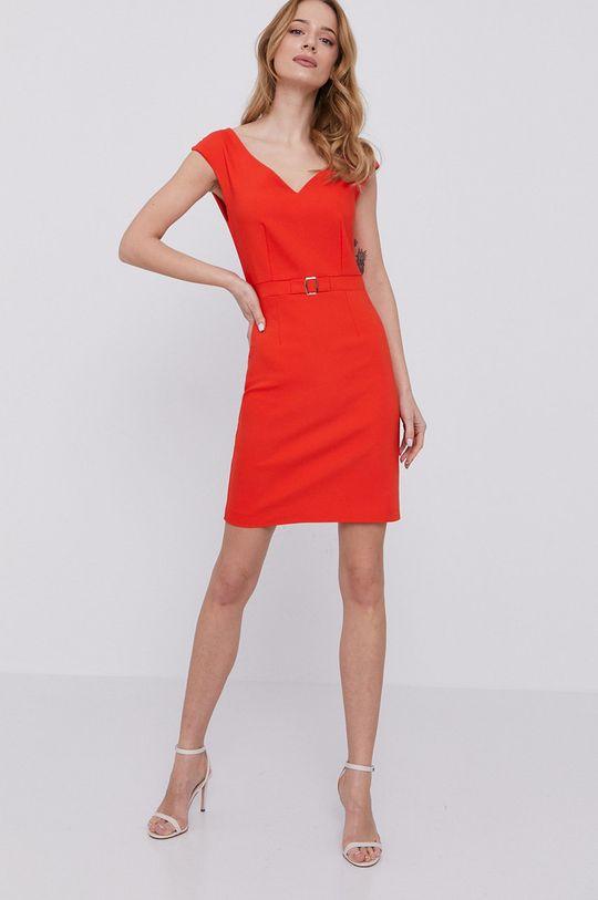 Morgan - Šaty oranžová
