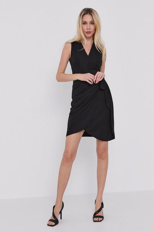 Morgan - Šaty čierna