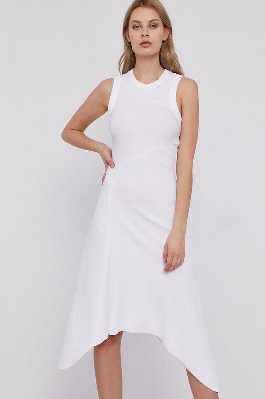 biela AllSaints - Šaty Dámsky