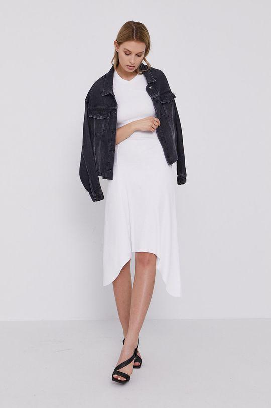 AllSaints - Šaty biela