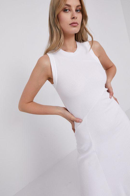 biela AllSaints - Šaty