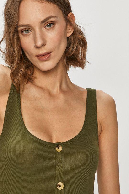 olivová Brave Soul - Šaty