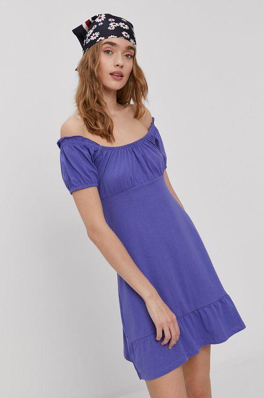 Brave Soul - Sukienka purpurowy