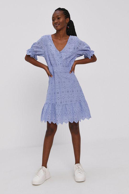 Brave Soul - Sukienka niebieski