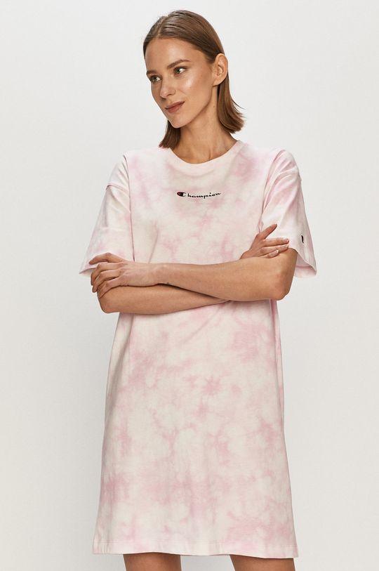 różowy Champion - Sukienka Damski