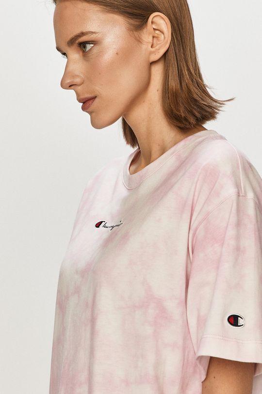 różowy Champion - Sukienka