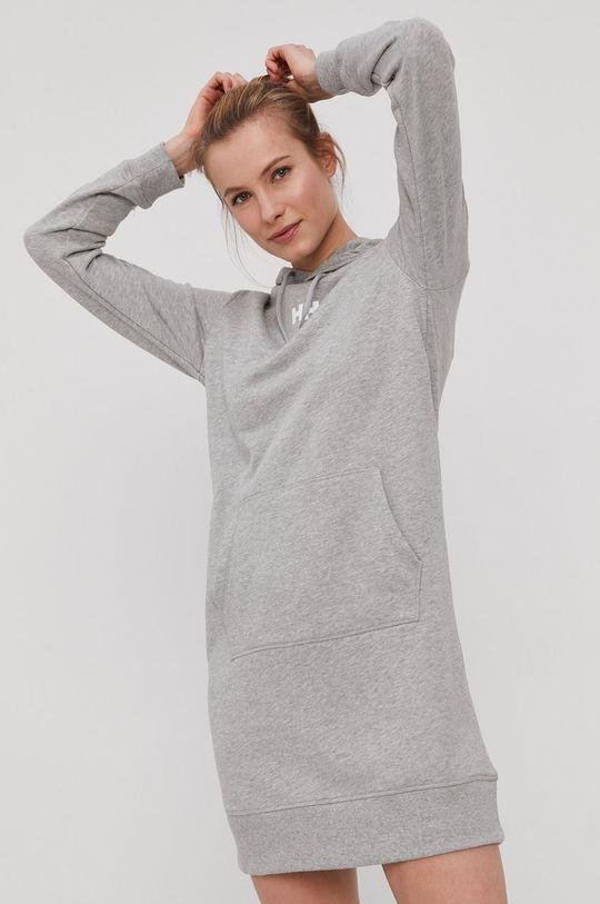 Helly Hansen - Šaty svetlosivá