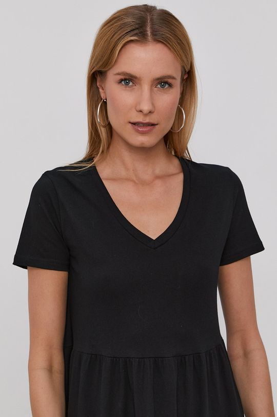 čierna Noisy May - Šaty