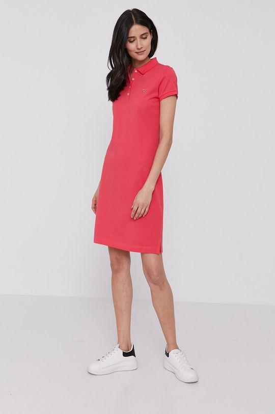 Gant - Šaty ružová