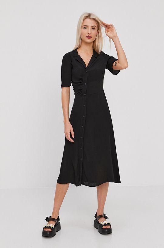 BIMBA Y LOLA - Sukienka czarny
