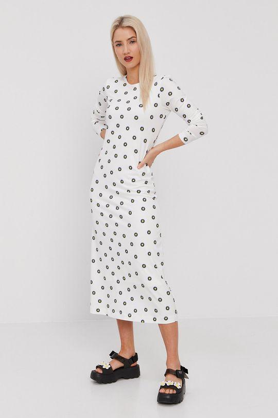 biały BIMBA Y LOLA - Sukienka Damski