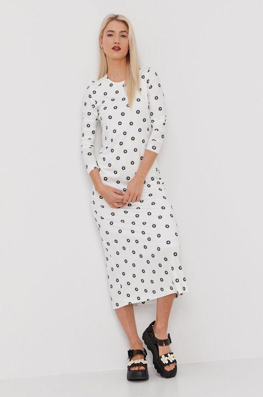BIMBA Y LOLA - Sukienka biały